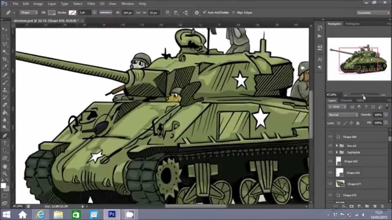 how to draw a tank youtube