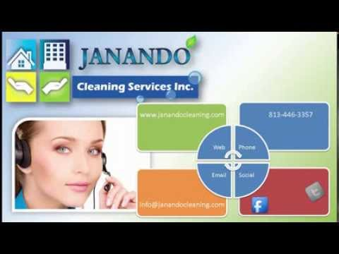 Janando Cleaning Services Presentation