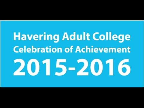 adult college Havering