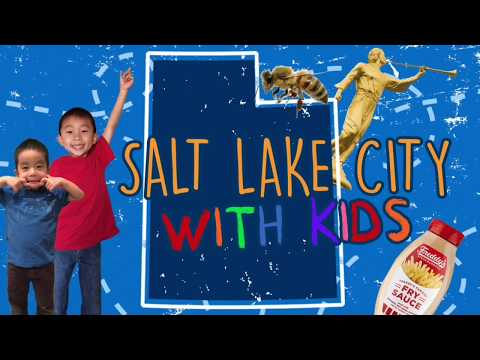 Tour of Salt Lake City attractions
