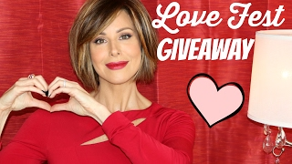 Love Fest 250k Subscriber Giveaway!