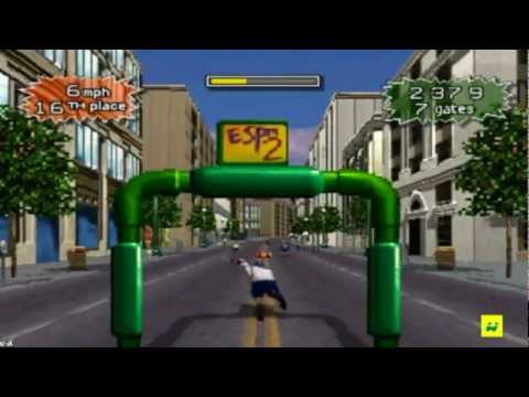 Espn Extreme Games Playstation Youtube