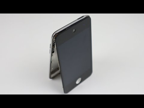 The Unrepairable IPod Touch