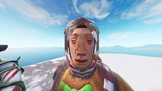 15 masked CHRISTMAS skins face reveal | Fortnite Battle Royale
