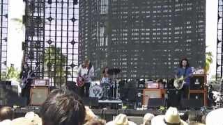 "Graveyard - ""Hard Times Lovin'"" @ Coachella 2014"