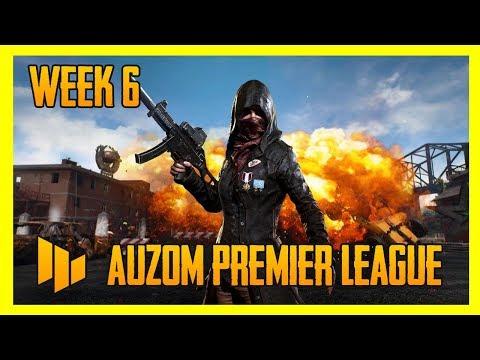 Auzom Premier League PUBG - Week 6 Game 1 - Lobby Red