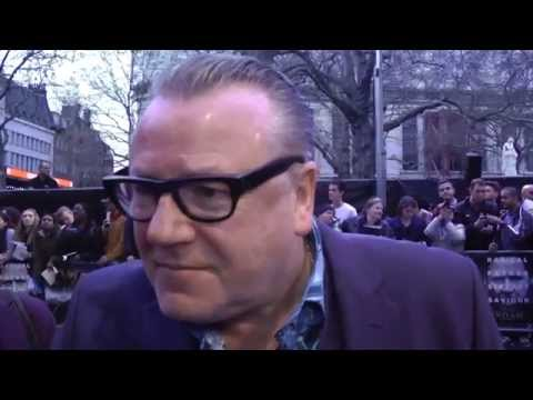 Ray Winstone Interview - Noah UK Premiere