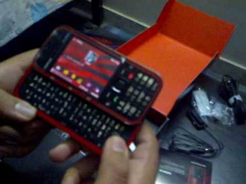 Nokia 5730 unboxing and review