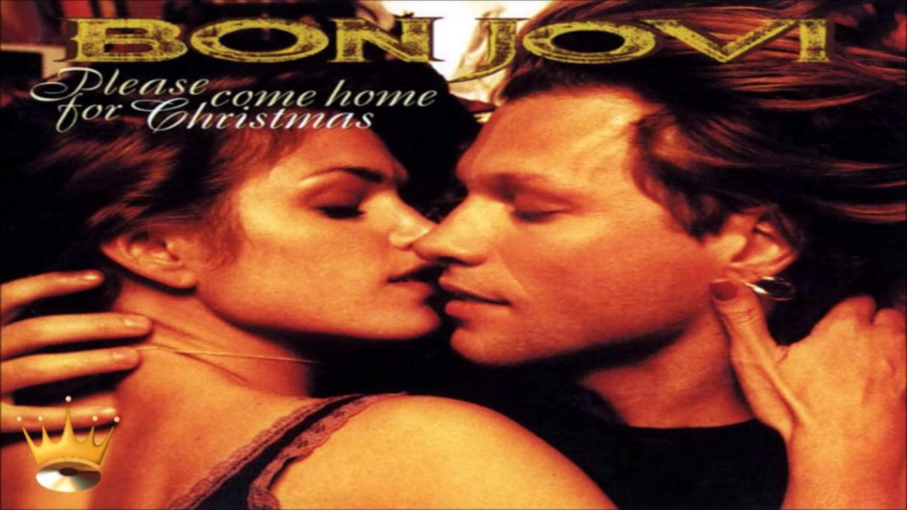 Bon Jovi - Please Come Home For Christmas - YouTube