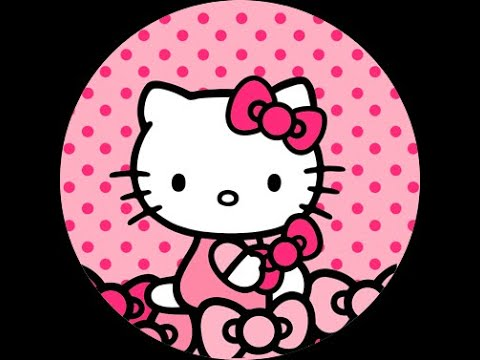 Hello Kitty и её домик - Игрушки для девочек Hello Kitty ...