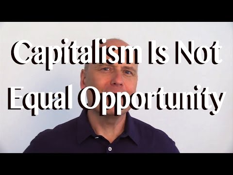 Capitalism Is Not Equal Opportunity (Response to Stefan Molyneux)