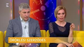 Öröklési szerződés - Toldi Judit - ECHO TV