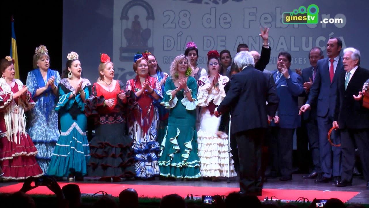 Aurora Vargas y Pansequito, en el Festival Flamenco de Gines
