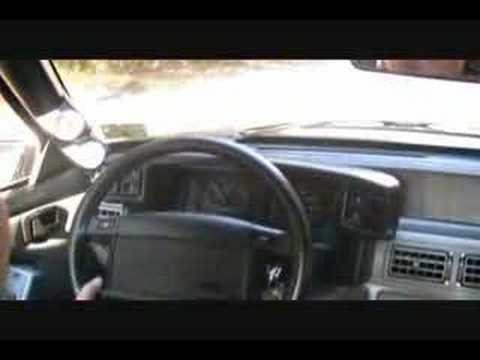 1993 Cobra Turbo 14psi!