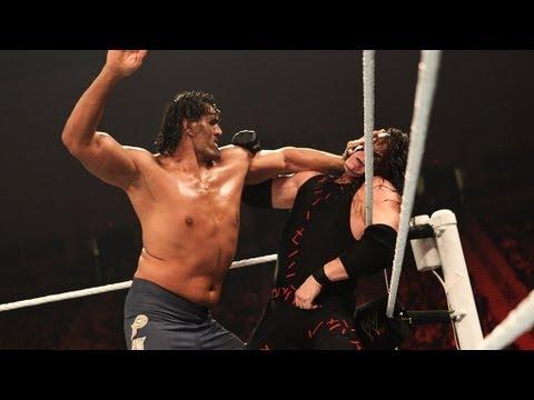 The Great Khali vs. Kane - Beat the Clock Challenge: Raw thumbnail