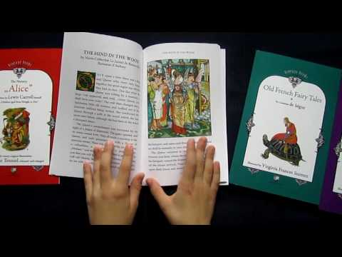 Timeless Fairy Tales, illustrated by Sir Walter Crane