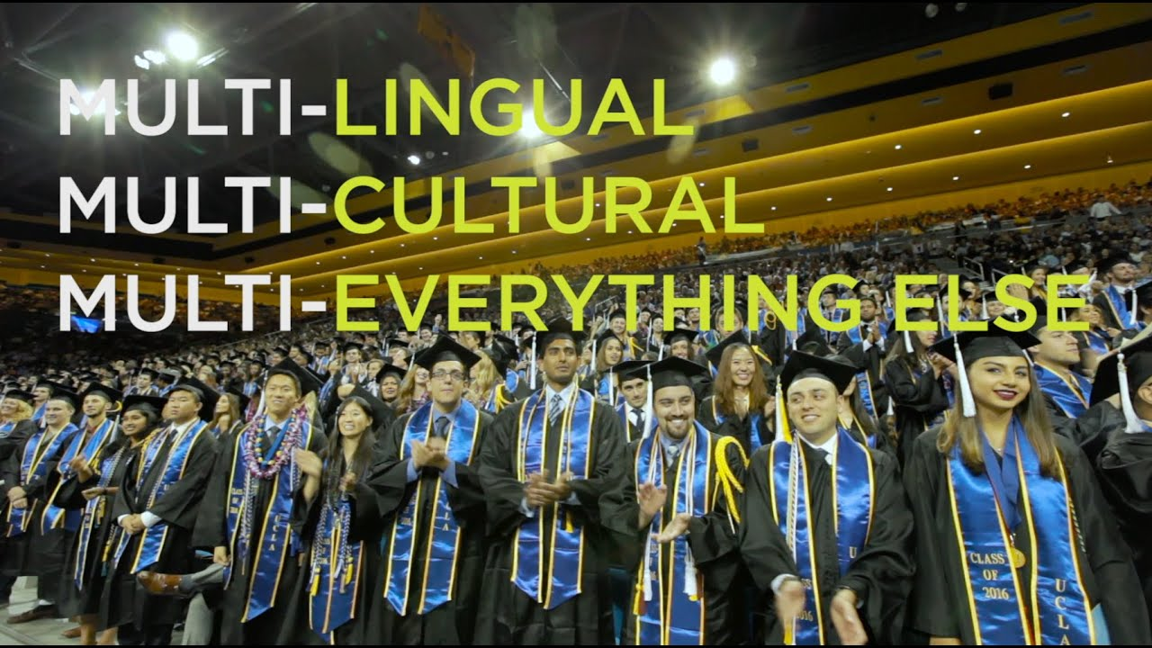 UCLA 2016 commencement highlights
