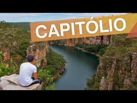 Capitolio - Brasil :: O que fazer e onde se hospedar na região :: 3em3