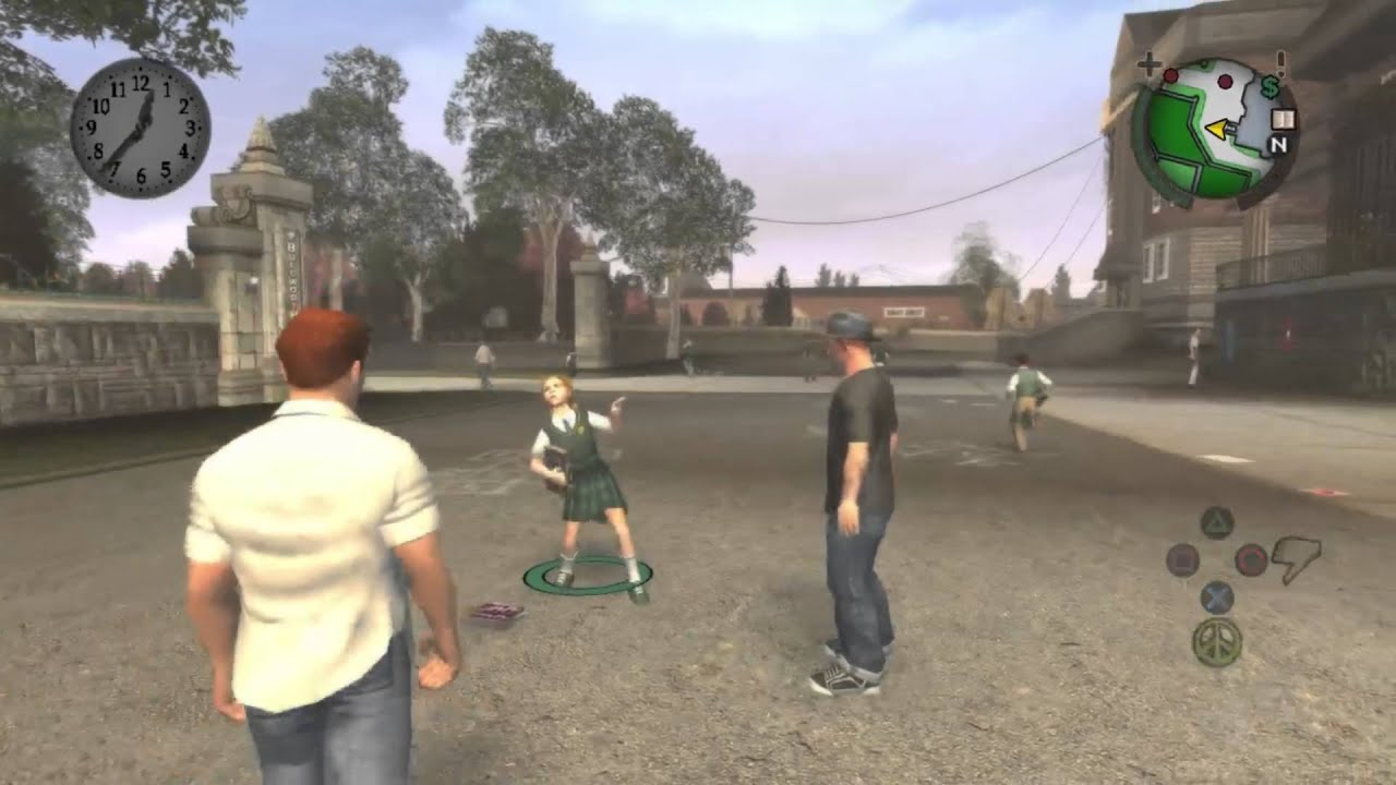 Bully Mod: Insult Factions by derpy54320