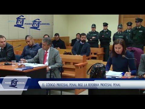 Noticiero Judicial: Leyes que cambiaron Chile – Reforma Procesal Penal