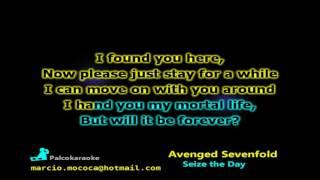 Avenged Sevenfold Seize the Day - Karaoke