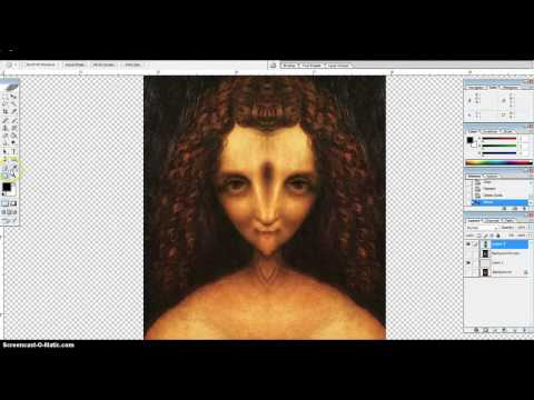 Leonardo Da Vinci Mirror Paintings - Part 02 - YouTube Da Vinci Paintings Mirrored