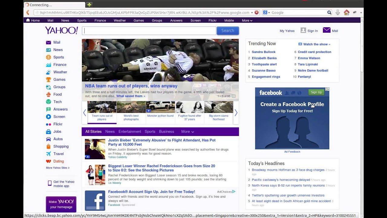 online dating site Yahoo intuitiv matchmaking recensioner