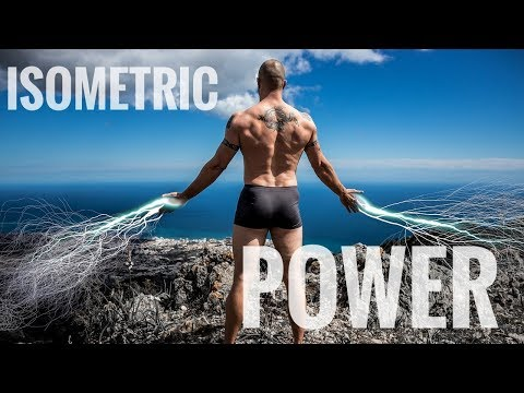 ISOMETRICS Build muscle and increase strength without moving!