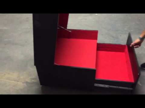 Scarpiera scatola nike air 2 youtube - Scatole porta scarpe ...