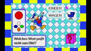 """Support Team-Europe! http://team-europe.blogspot.com/ This is a prototype of an unreleased German localization of the Japanese Sega Pico game """"Donald no ..."""