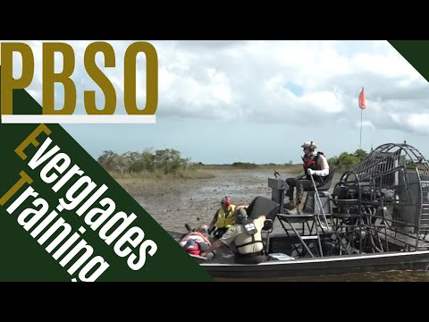Policing The Everglades