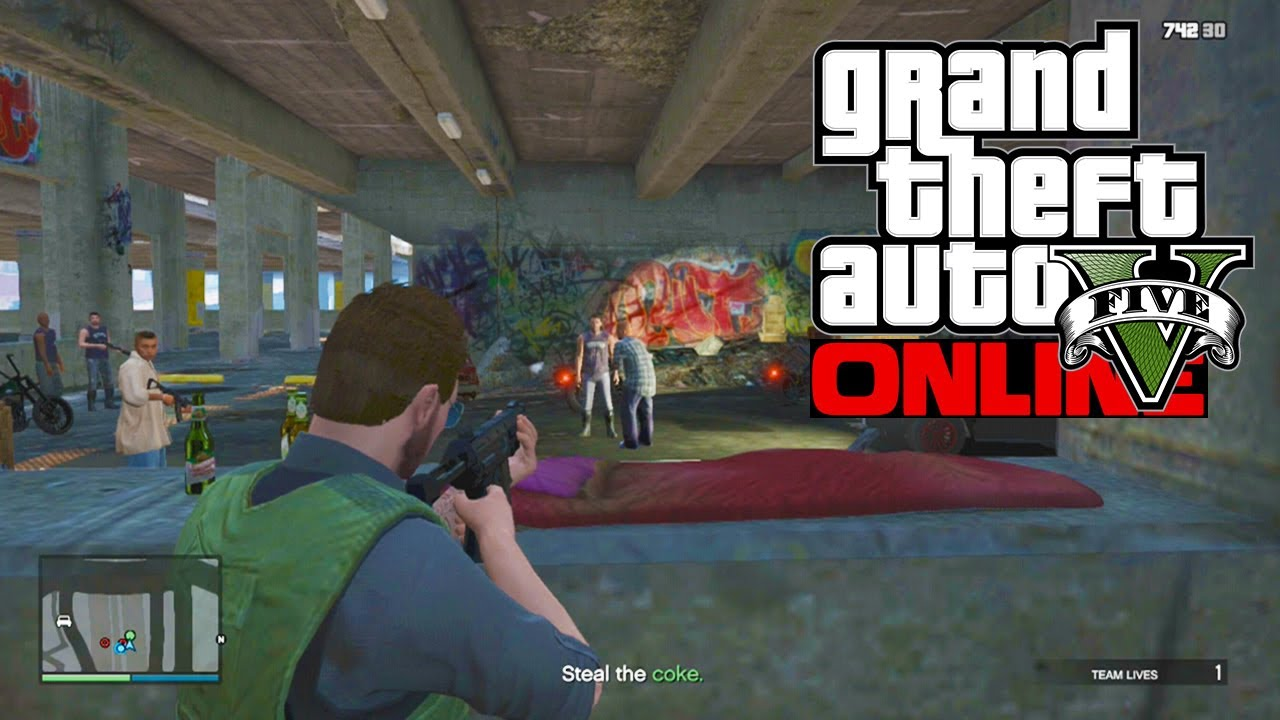 Fast Money In Gta Online Attack Of The Fanboy