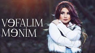 Şəbnəm Tovuzlu - Vəfalım Mənim  Resimi