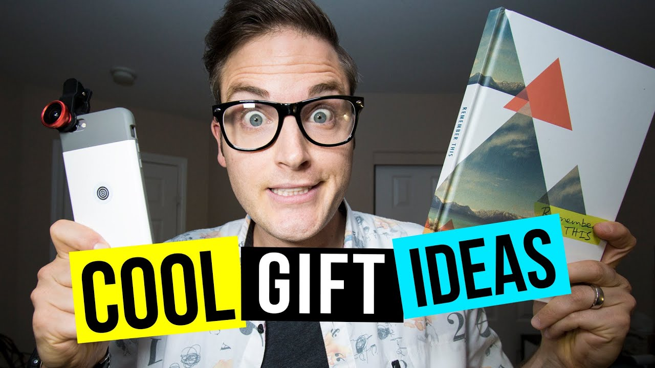 Cool Christmas Gifts - YouTube