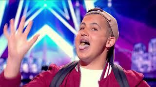 Nader Bueno - France's Got Talent 2017