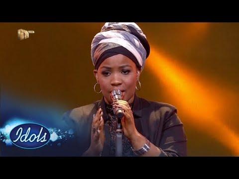 Top 8 Reveal: An emotive voice | Idols SA Season 13