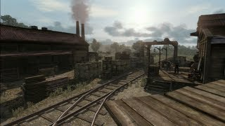 Ambient Red Dead Redemption - Pacific Union Railroad 1