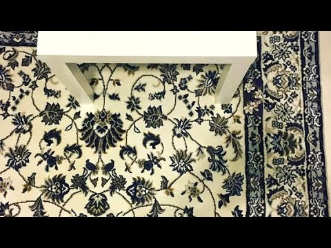 Can you find the iPhone on this carpet? - YouTube