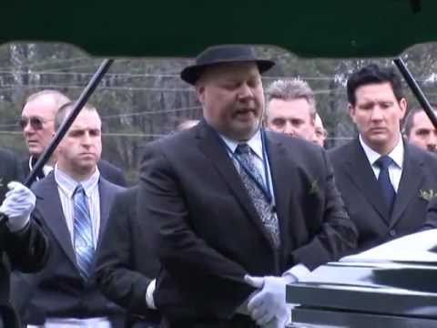Masonic Funeral Rites for Thomas Lee Witcher