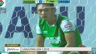 Imbang Lawan Persipura, PSM Sukses Mengudeta Puncak Klasemen - JPNN.COM