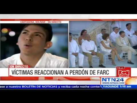 """""""Decir perdón no es fácil"""": hijo de diputado asesinado por FARC tras declaraciones de 'Timochenko'"""