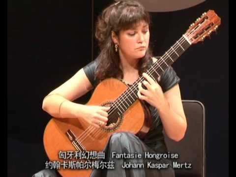 Irina Kulikova - Fantasie Hongroise. Live at Shanghai Oriental Arts Center