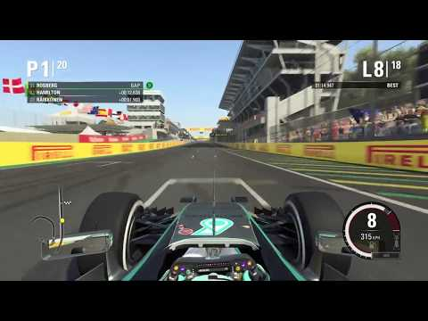 F1™ 2015 Brazilian Grand Prix