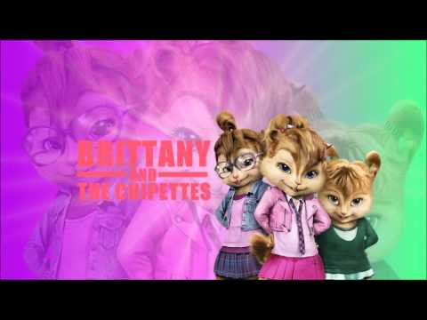 The Chipettes (ET Katy Perry)