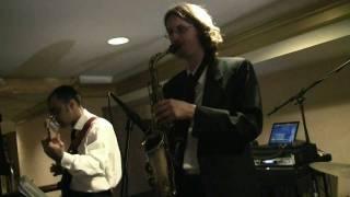 "Jewish wedding music band Shir Soul - ""Girl from Ipanema"""