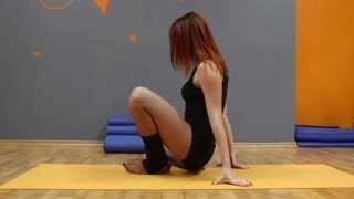 видео Гимнастика для ног: упражнения для укрепления стоп, голеностопа и мышц бедра