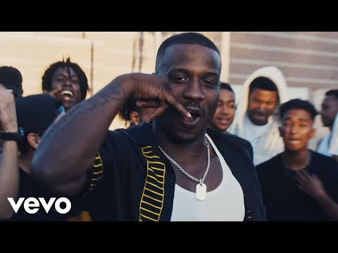 Lina J - Jay Rock 'Wow Freestyle' Ft. Kendrick Lamar Video