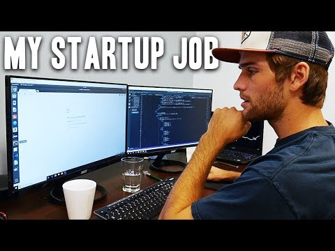 My Job as a Software Engineer at a Startup