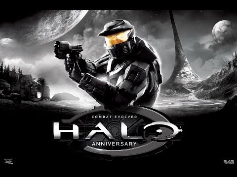 Halo: Combat Evolved Anniversary - Mission 5 (Assault On The Control Room)
