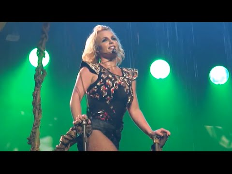Britney Spears - Toxic Live From Las Vegas [Piece of Me ...